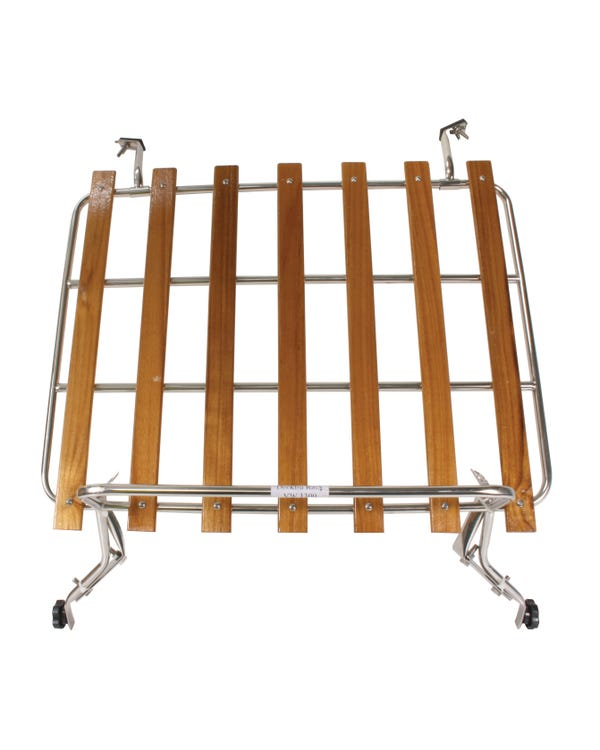 Rear Luggage Rack in Stainless Steel