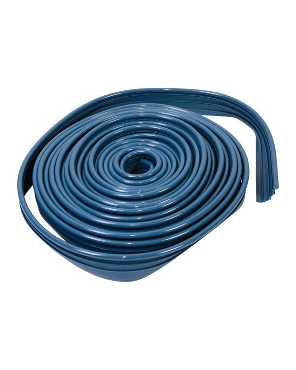 Kotflügelkeder, hellblau, 8m Rolle