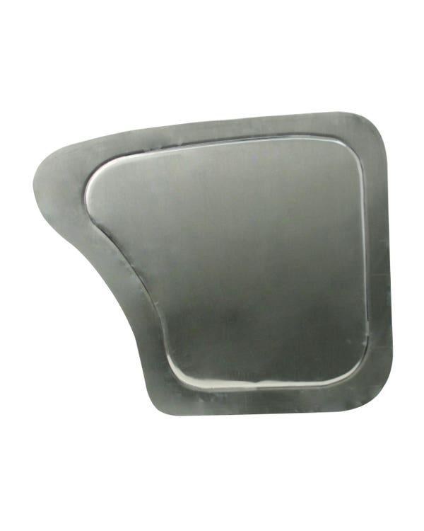 Türinnenverkleidung Hintertüren, Paar, Aluminium