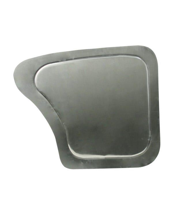 Aluminium Rear Interior Door Panels Pair