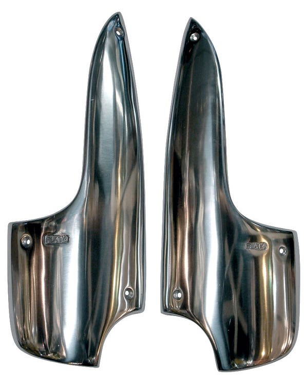 Flat4 Stone Guards Robri Style Rear Pair