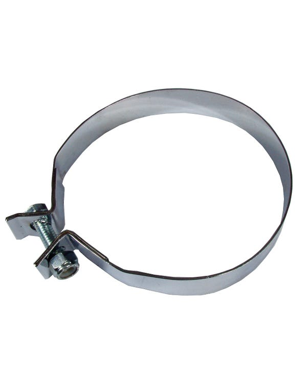 Chrome Strap for Dynamo or Alternator