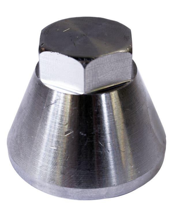 Edelstahlmutter für Dynamo oder Generator