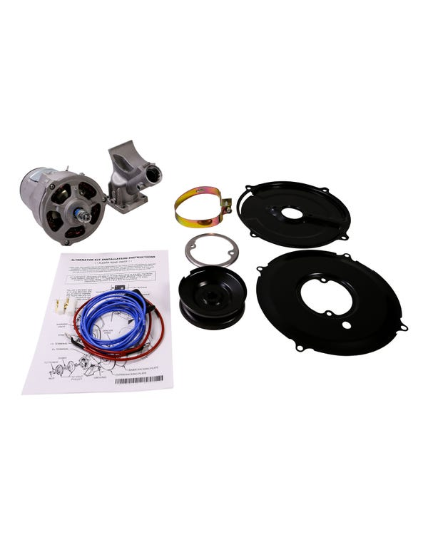 Alternator Conversion Kit 55 Amp