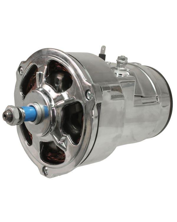 Generator, 70 A, mit offenem Design, oben, Chrom