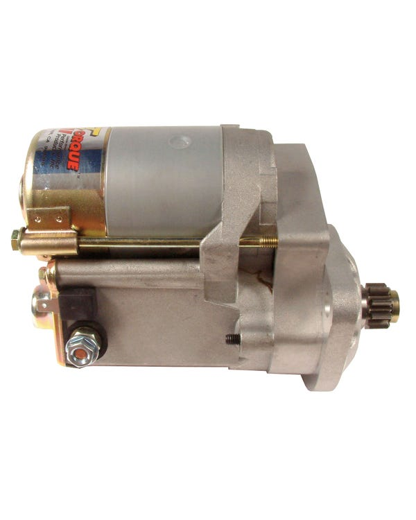 Hi-Torque Starter Motor 12 Volt for Manual or Automatic Gearbox Geared Type