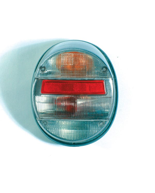 Complete Rear Light with Clear Lens