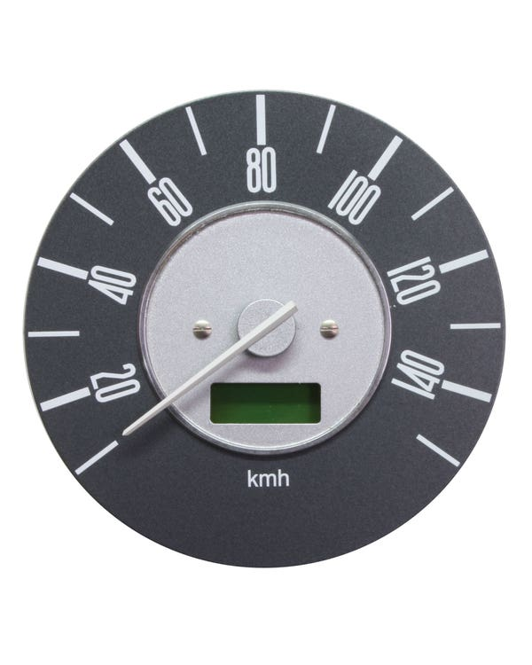 Smiths Digital Speedometer 140 KMH with Grey Face
