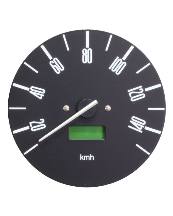 Smiths Digital Speedometer 140 KMH with Black Face
