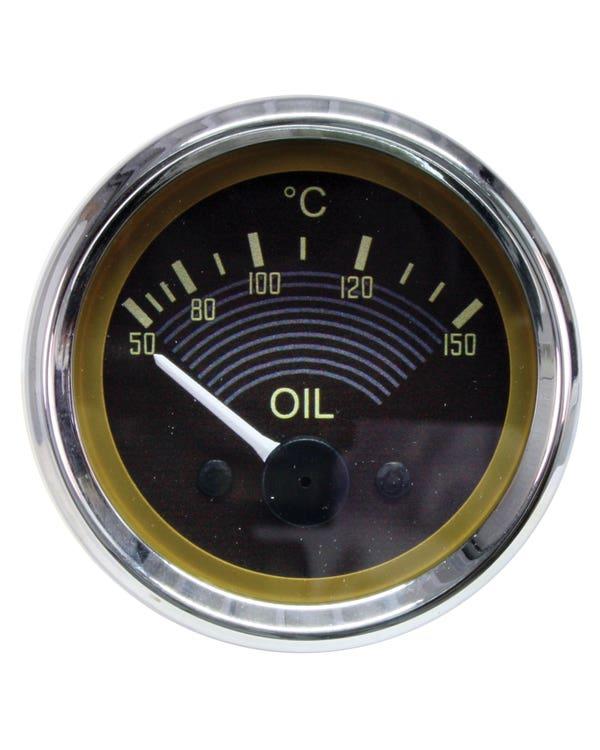 Öltemperaturanzeige im OE-Design ''Nadelstreifen''  12V