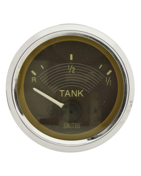 Smiths Original Style Fuel Gauge 52mm 12v Brown
