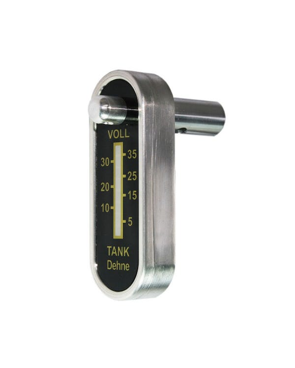 Fuel Gauge Dehne Digital 6 or 12 Volt
