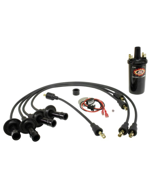 Pertronix Ignitor 1 Ignition System for 009 Style Distributor 12-1600cc