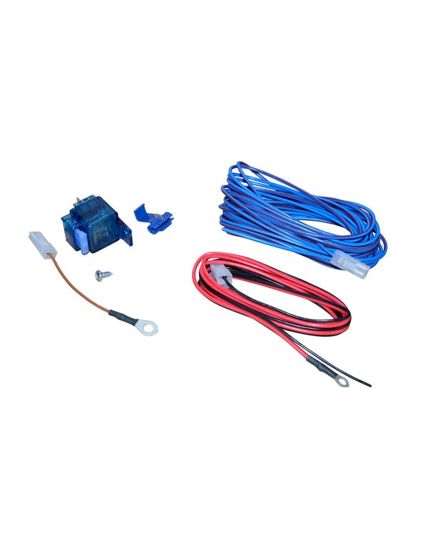 Hella Split Charge Relay Kit 12 Volt