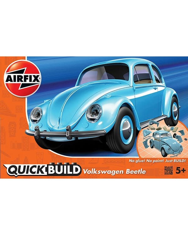 VW Beetle Airfix Quick Build Kit