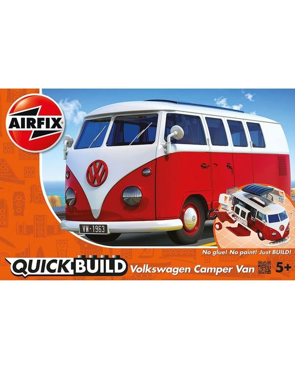 Airfix Quick Build VW Splitscreen Camper Van