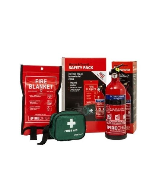 Home and Travel Safety Pack
