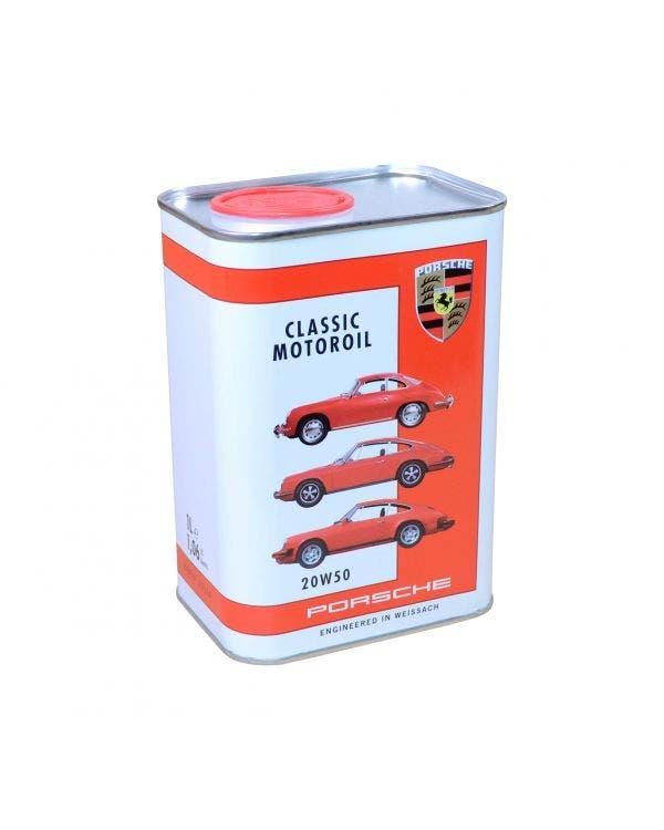 Porsche Classic Motoroil 20W-50 1 Litre