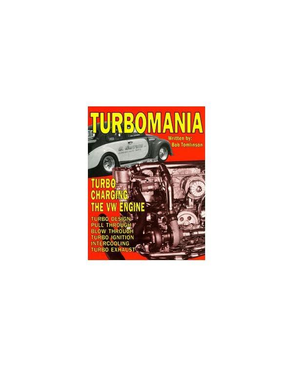 Turbomania Book by Bob Tomlinson