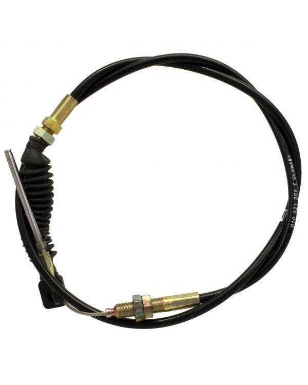 Bowden Cable Diesel Automatic