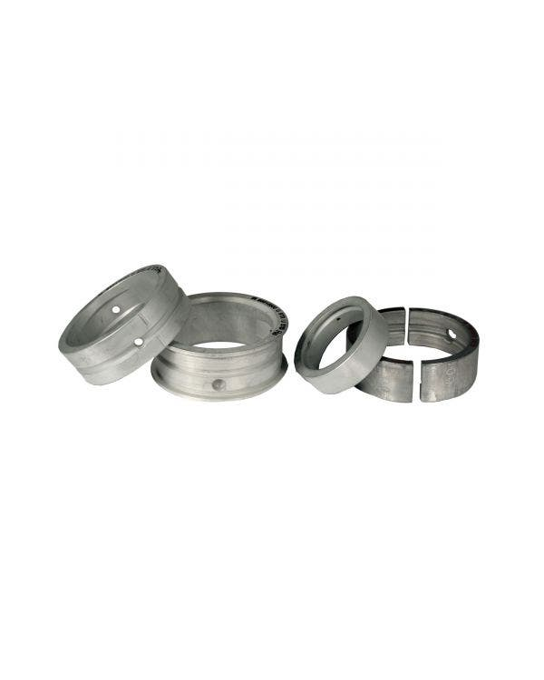 Main Bearing Set 1700-2000cc 0.25mm Crankshaft x 0.5mm Case x 1mm Thrust