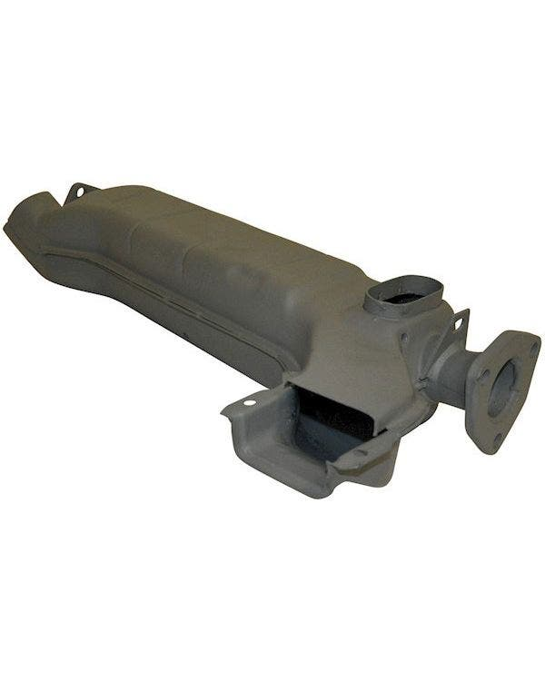 Heat Exchanger for US 1700-2000 Engines Right