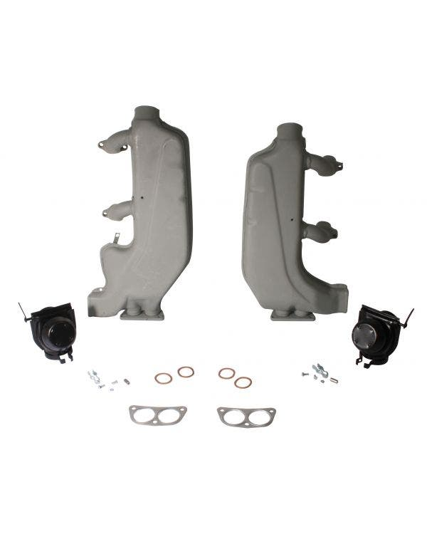 Heat Exchanger Kit for 1700-2000 Type 4
