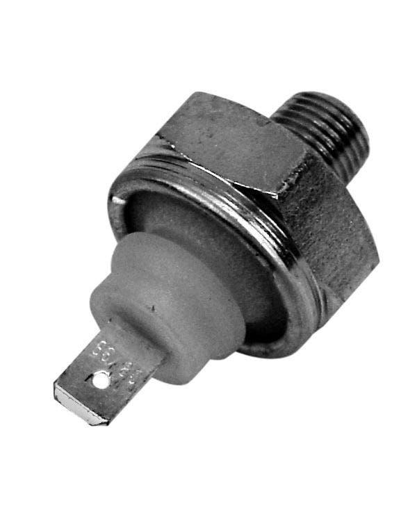Oil Pressure Switch, 1 Pin White