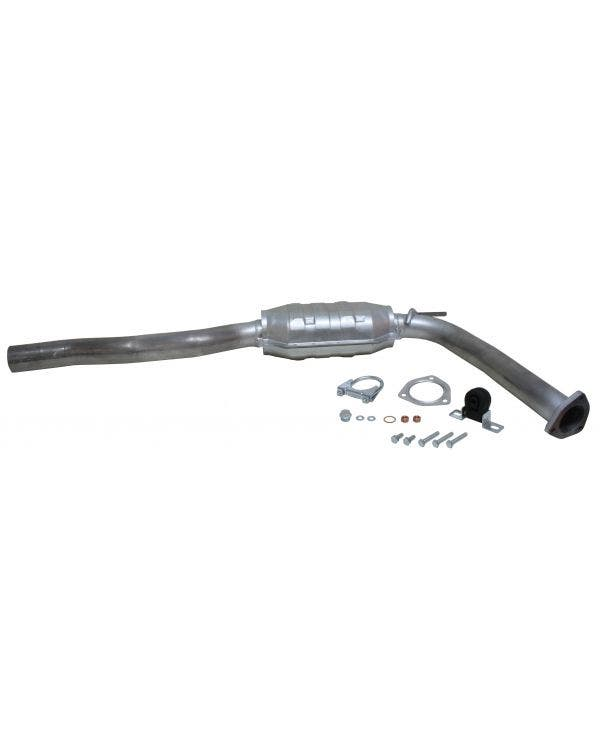 Catalytic Converter for 2.0 and 2.5 Petrol