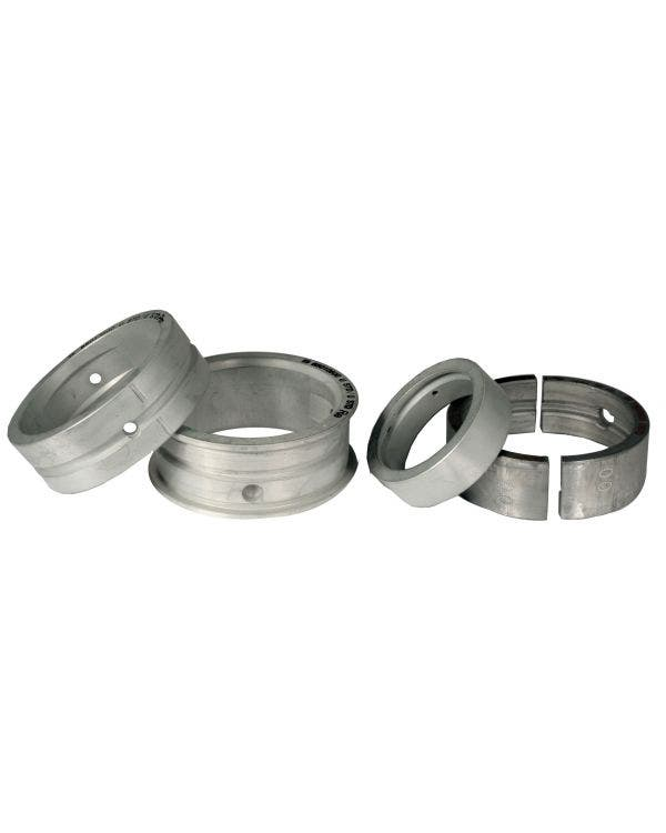 Main Bearing Set 1.9-2.1 Waterboxer, Standard Crankshaft x Standard Case, 1 Piece Thrust