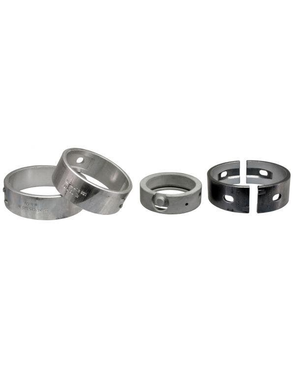 Crankshaft Main Bearing Set for 1.9 2.1 WBX 0.5mm US 3 Piece Thrust