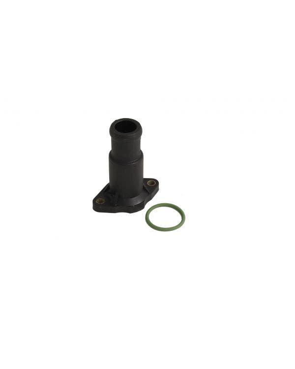 Coolant Flange Including Seal for 1.8 & 2.0 GTI 16v