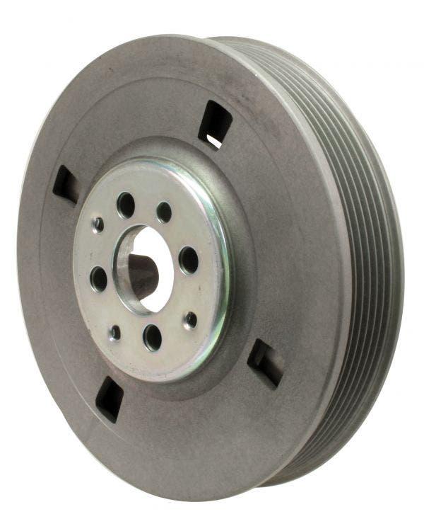 Riemenscheibe, Kurbelwelle und Dämpfer, 1.9 Diesel oder Turbodiesel, 2.0 Benzin