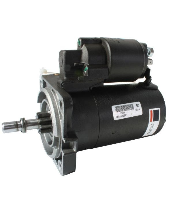 Starter Motor for 1.0-1.3 Engine with Manual Gearbox