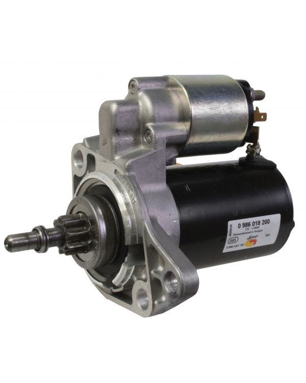 Starter Motor for 1.8 GTI with Manual Gearbox