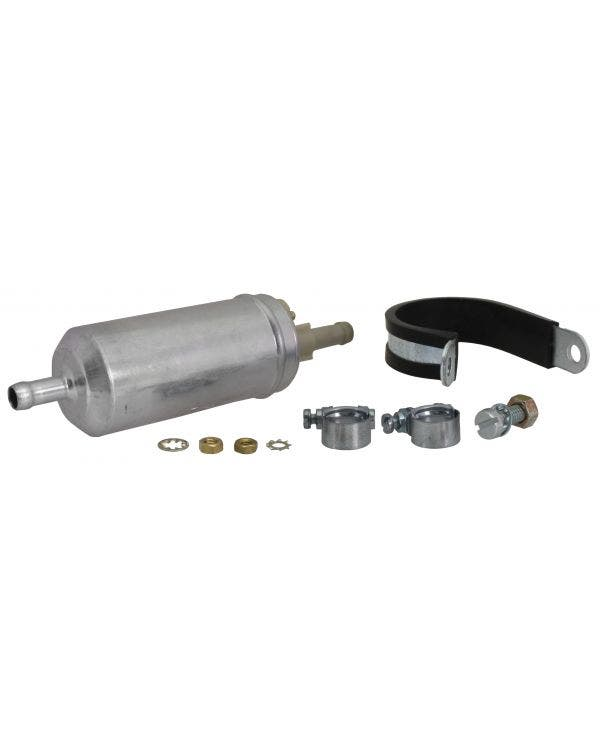Electric In-Line Fuel Pump for Carburettor Engine
