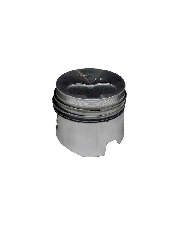 Piston & Rings, 77mm (0.5mm o/s) JX Turbo D only