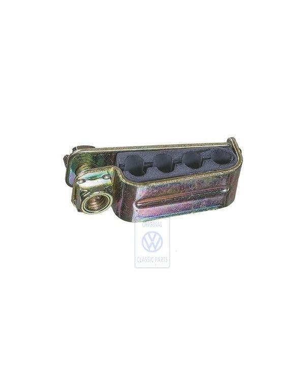 Metal Fuel Injector Line Clamp