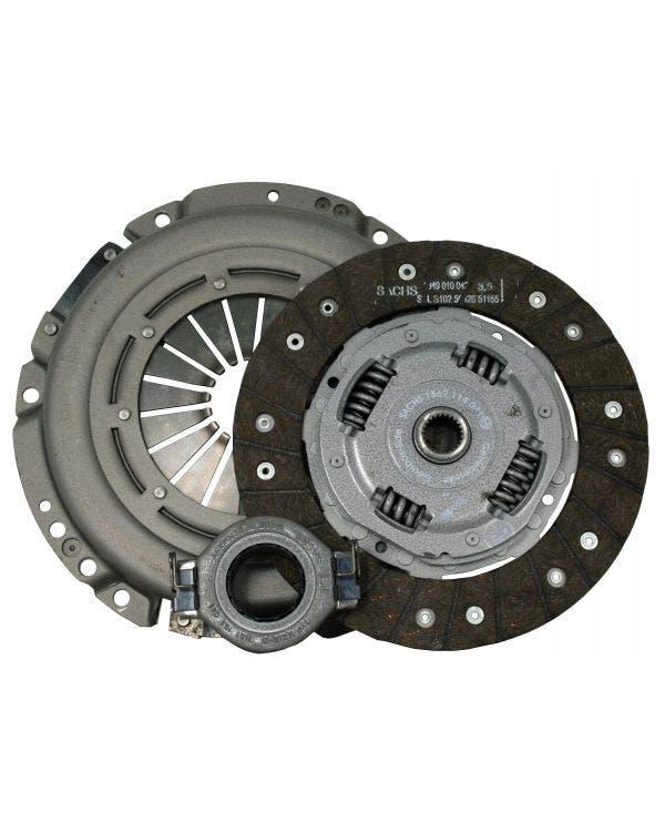 Kupplungssatz, 215mm, 1.6l Turbodiesel