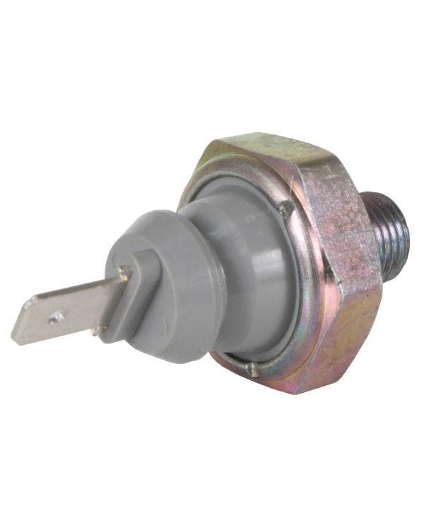 Oil Pressure Switch Including Sealing Washer, Grey 75-1.0 bar