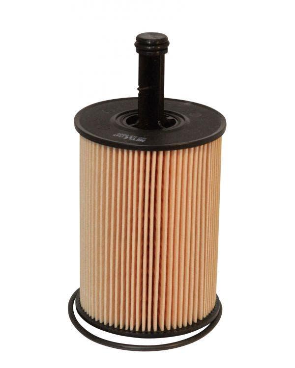 Oil Filter Element with Gasket 2.5 Diesel
