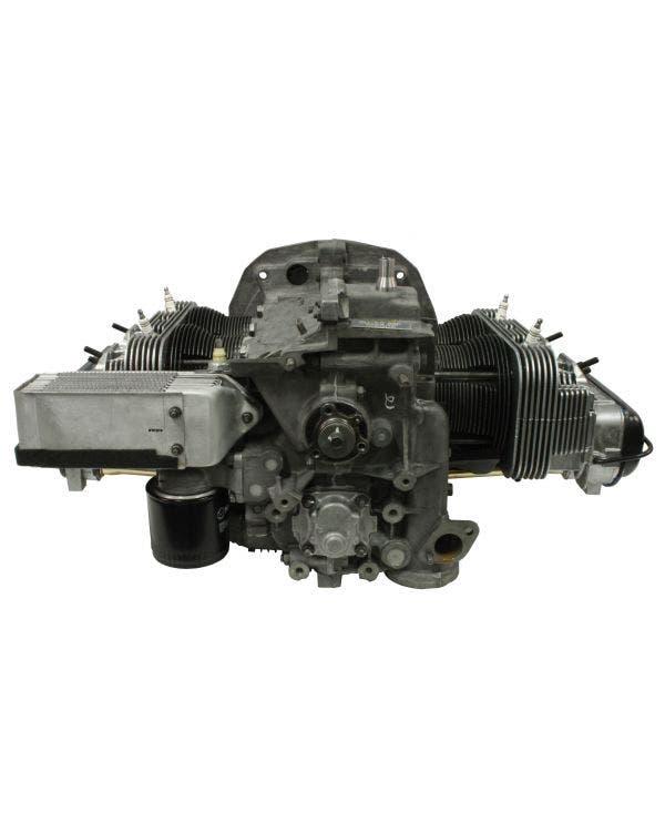 Motor reconstruido 2.0 CU.Culatas Nueva
