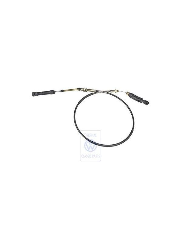 Bowden Cable For Automatic Injection