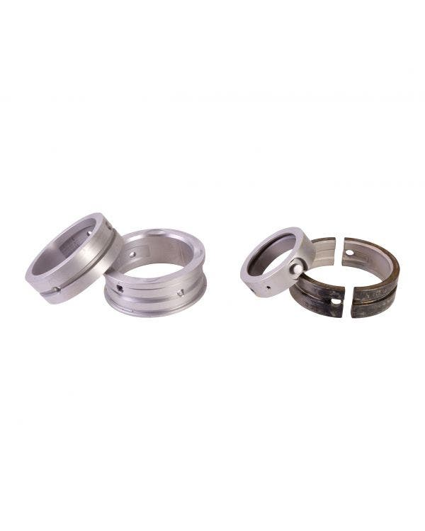 Main bearing set, stud/2.0/2.0, 1.2-1.6