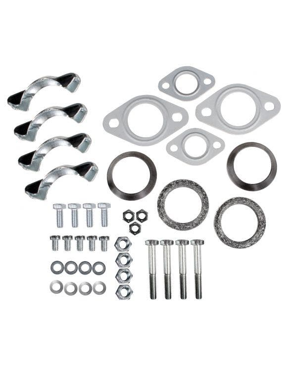 Exhaust fitting kit T1/T2 60-62 1.2-1.5 Stale Air HJS German