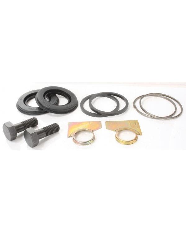 Brake Caliper Repair Kit for Square 2 Pin Pad