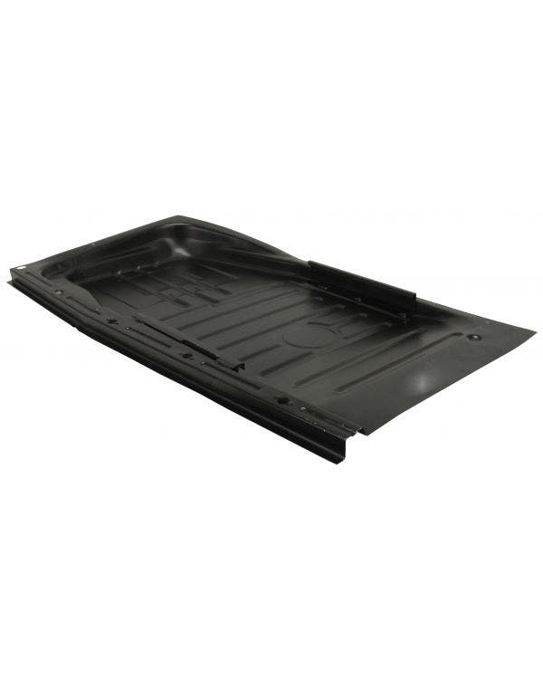 Floor Pan Quarter Rear Right