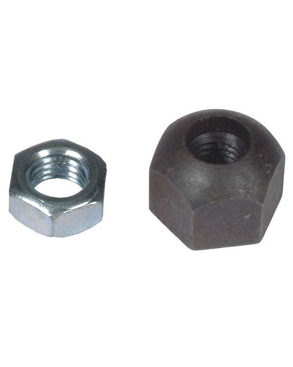 Clutch Cable Adjusting Nut