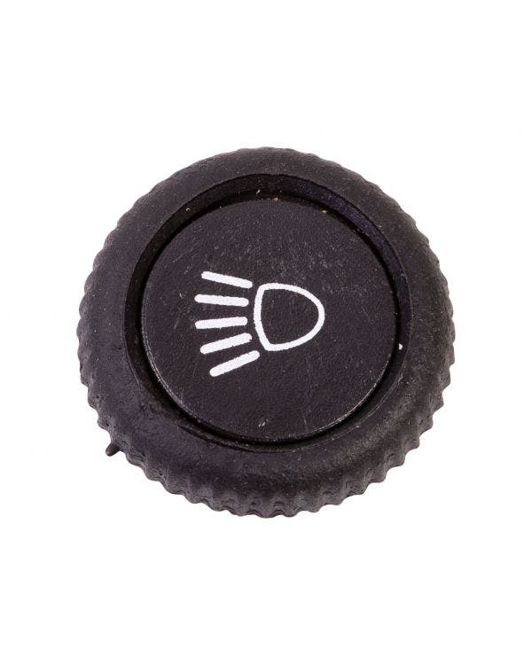 Headlight or Wiper Switch Knob for Metal Dashboard