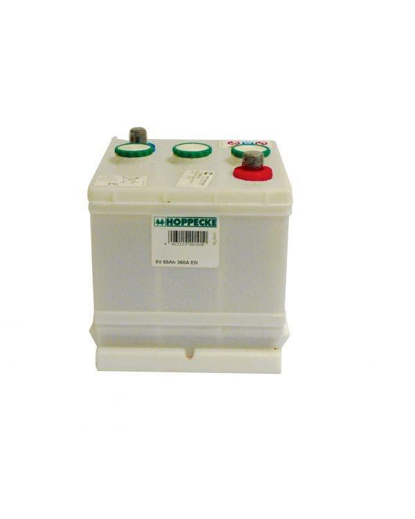 Batterie, 6 V/66 Ah